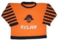 Personalized Pirate Pullover