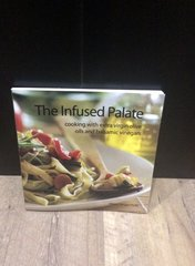 Infused Palate Cook Book