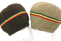 RASTA DREAD CROWN TAMS
