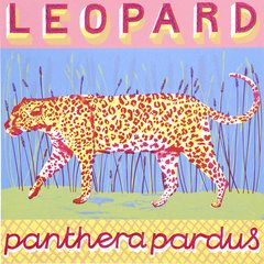 L is for Leopard, Print by Alice Pattullo