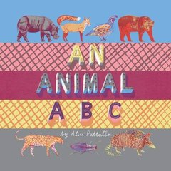 An Animal ABC by Alice Pattullo