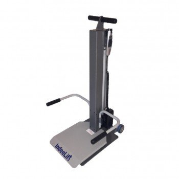 Indeelift hfl 300 series human floor lift for falls for To floor someone