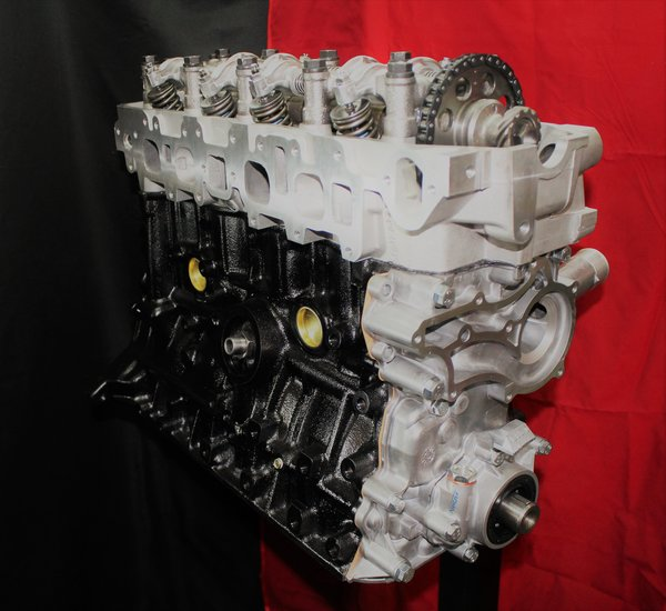 Toyota 22r 22re Rebuilt Stock Engine 1985 1995 Yota1