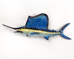 "Sailfish 42"" Fish Mount"
