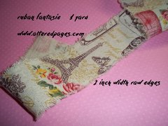 French Ruban Fantasie trim