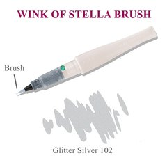 Wink Of Stella Glitter brushes