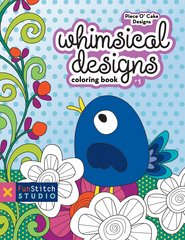 COLORING BOOK Whimsical