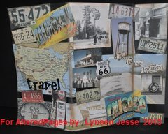 Travel Journal by Lyneen Jesse