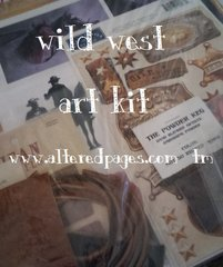 Wild West Art Kit