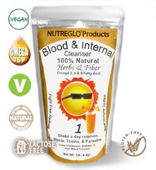 Blood & Internal Cleanser  (1lb,4.4gr)