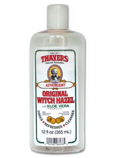 Witch Hazel with Aloe Vera, Original