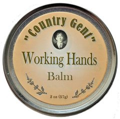 Country Gent Working Hands Balm