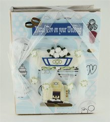 Photo Album Jewish Wedding 4 Inches X 6 Inches Pictures/60 Photographs
