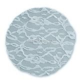 Flat Women's Lace Head Covers White Sold By The Piece, Per Dozen Or Per Gross