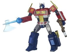 BBTS Shared Exclusive - Platinum Series - Year of the Horse - Optimus Prime