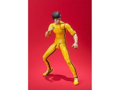 S.H. Figuarts Bruce Lee (Yellow Track Suit) In stock