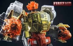 Fire Fair - FF-01 the King of Fire - MP Grimlock Add-on Kit