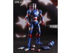 Comicave 1/12 Scale Iron Man Iron Patriot