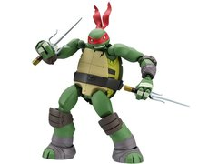 Teenage Mutant Ninja Turtles - TMNT Revoltech Figure - Raphael (Reproduction)
