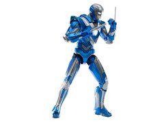 Iron Man 3: 1/12 Scale Die-Cast Iron Man Mark XXX Blue Steel