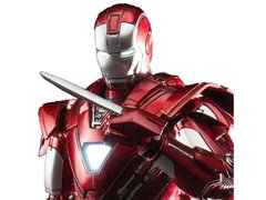 Iron Man 3: 1/12 Scale Die-Cast Iron Man Mark XXXIII Silver Centurion