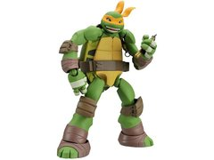 Teenage Mutant Ninja Turtles - TMNT Revoltech Figure - Michelangelo (Reproduction)