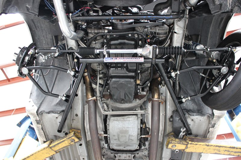 Mustang 2005 2018 Front Suspension Package Double Aa