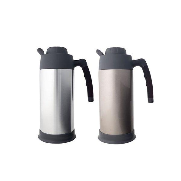 Countertop Vacuum Carafe 40 fl. oz. Stainless Steel Coffee & Tea ...