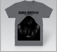 EXCLUSIVE Minerva Monster Day 2016 t-shirt (Limited Quantities)