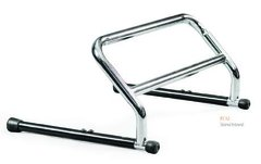 footrest wall saver chrome