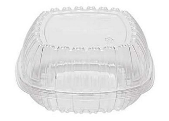 Pactiv Clear Hinged Lid Container 1160 5 3 4 Quot X 6