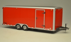 GALAXIE LIMITED 21 foot Tandem Axle Tag-Along Trailer