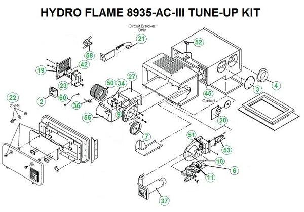 atwood furnace model 8940 ac iii parts pdxrvwholesale. Black Bedroom Furniture Sets. Home Design Ideas