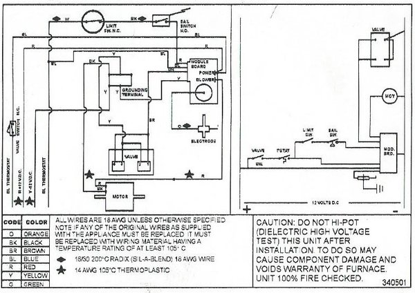 suburban rv furnace wiring diagram – the wiring diagram, Wiring diagram