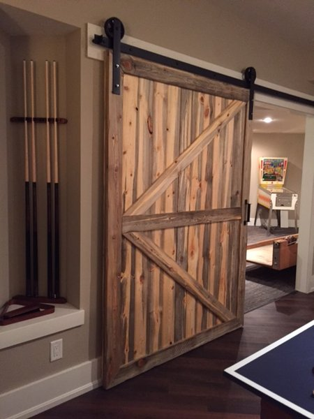 Arrow Barn Door Doors By Barn Builders Co