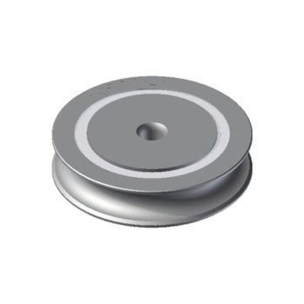 Coverstar 2 Quot Pully Each Stainless Www