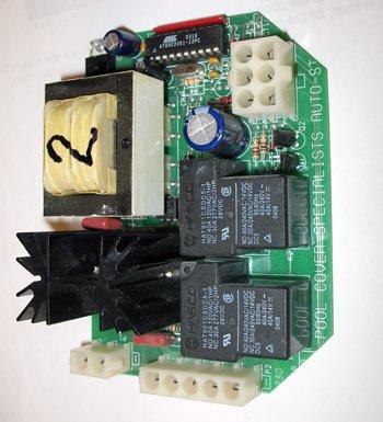 Hydraulic Control Board 220 240 Volt 10715 Www