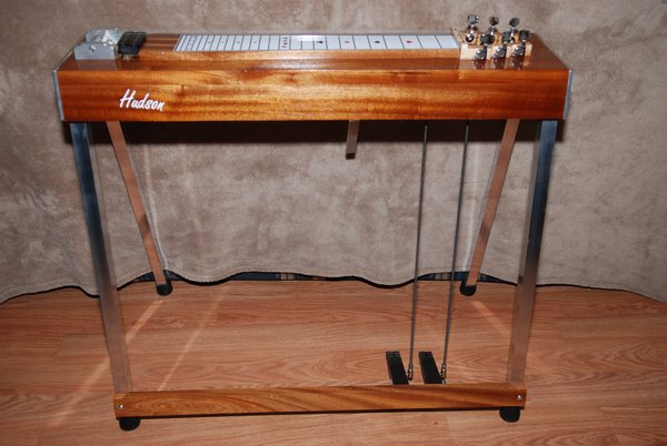 Hudson Pedal Steel Guitars