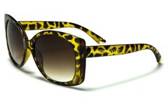 90019 Romance Square Butterfly Tortoise Shell