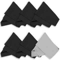 MagicX Microfiber Cleaning Cloths - 5 Dozen