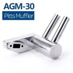 AGM 30CC Pitts Muffler