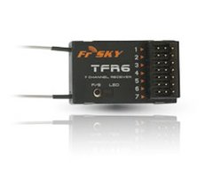 FrSky TFR6 FASST 6 Channel Receiver