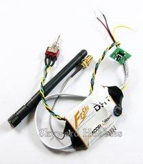 FrSky DHT 2.4 Ghz  Hack Module DIY two way