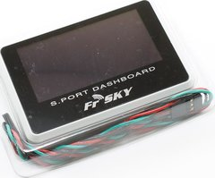 FrSky Dashboard Smart Port Data Display