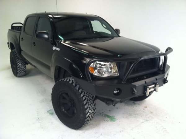 Expedition One Tacoma Front Winch Bumper Expedition One