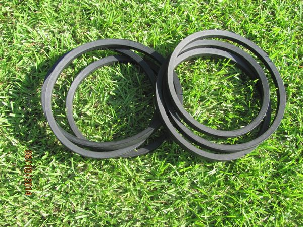 Belt Set Caroni 1706 For Tc710 Maschio Jolly 180 00557023