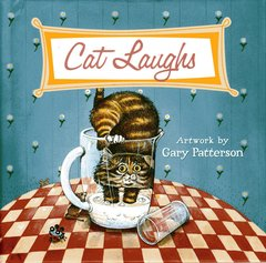 """Cat Laughs"" Gift Book"