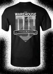 "*NEW* WAREHOUSE ""Stair View"" T-shirt, designed by Riggs Repking"