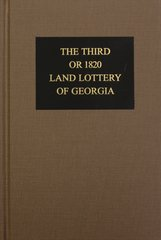 1820 Land Lottery of Georgia.
