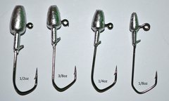 Darterhead Jig 1/4 - 25ct